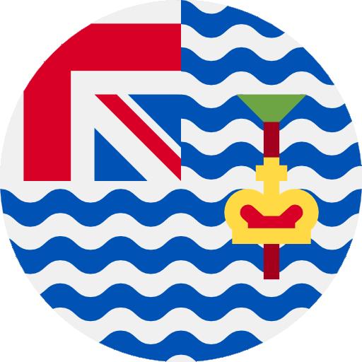 Q2 Britisches Territorium im Indischen Ozean